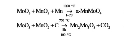 solid state reaction equation image
