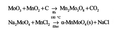 solution deposit reaction equation image